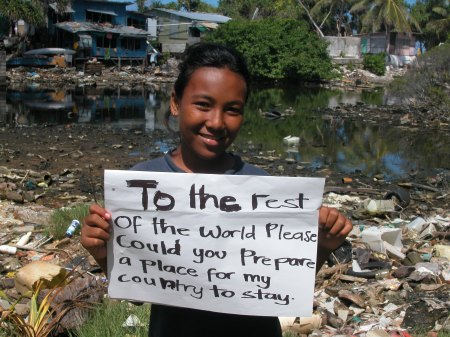 Message from Tuvalu
